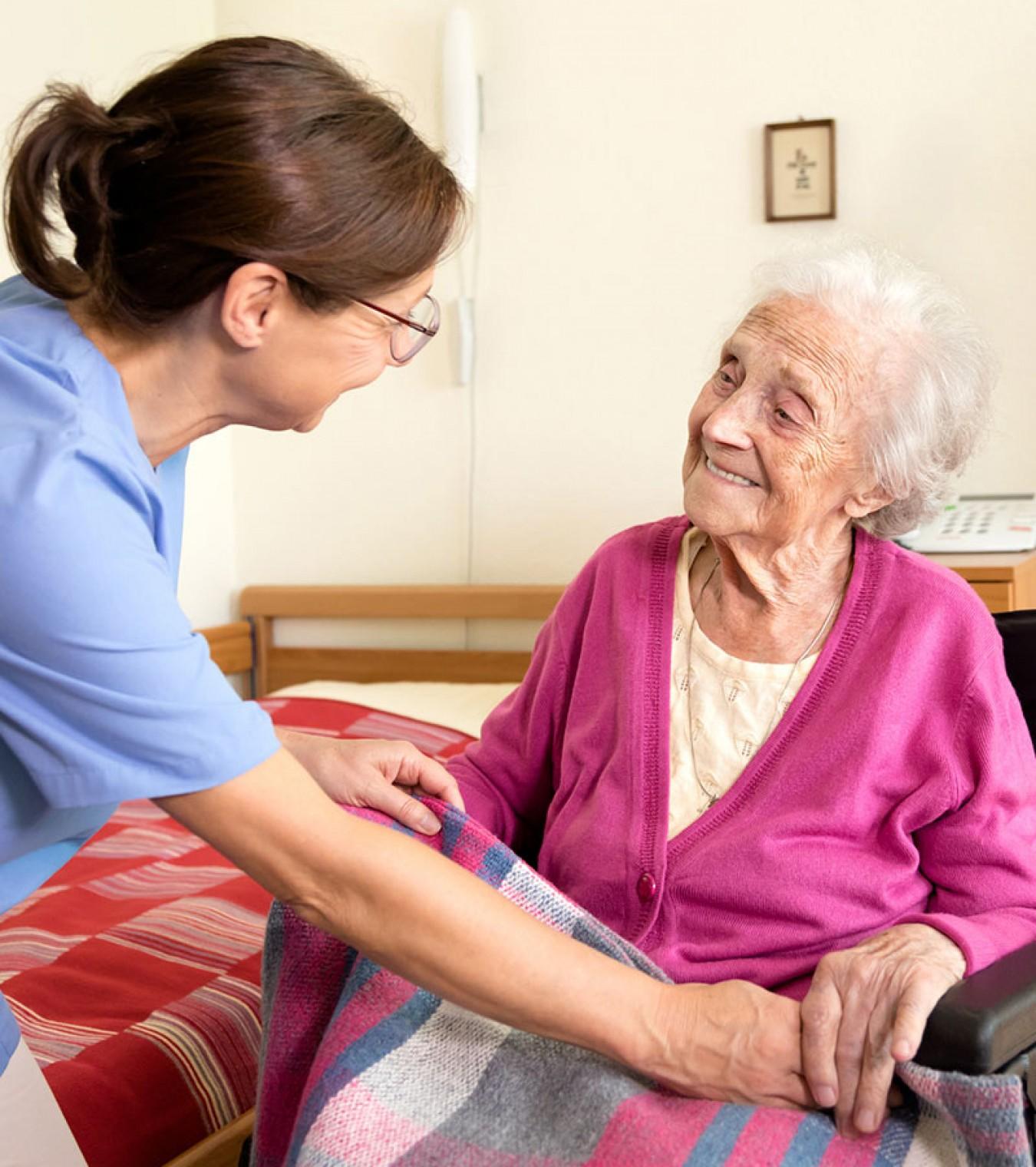 Adult Care Worker Intermediate Level 2 - testimonial