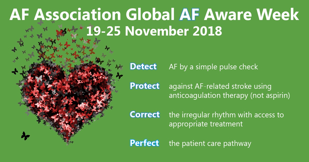 Talking about Atrial Fibrillation