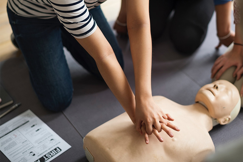 Level 3 Award in Emergency First Aid at Work (1 day)